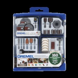 Dremel 710 160 pc accessory set 26150710 AK4