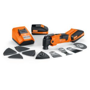 Battery powered FEIN Multi Master