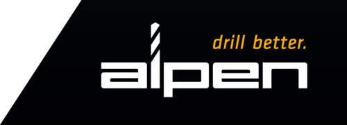 ALPEN Logo Brand Stage right